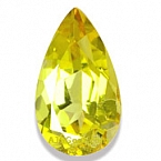 Canary Yellow Tourmaline - 1.47 carats