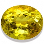 Canary Yellow Tourmaline - 3.80 carats