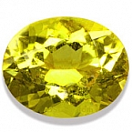 Canary Yellow Tourmaline - 2.94 carats