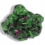 Carved Ruby Zoisite - 729 carats