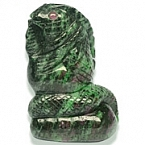 Carved Ruby Zoisite - 590.00 carats