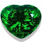 Natural Chrome Tourmaline - 7.18 carats