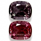 Color Change Garnet - 2.47 carats