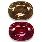 Color Change Garnet - 6.99 carats