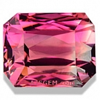 Fancy Tourmaline - 5.34 carats