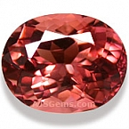 Fancy Tourmaline - 5.68 carats
