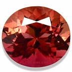 Fancy Tourmaline - 1.37 carats