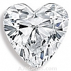 Heart Diamond - 0.60 carat