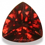 Honey/Red Zircon - 2.34 carats
