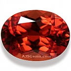 Honey/Red Zircon - 2.08 carats