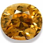 Honey/Red Zircon - 2.36 carats