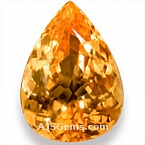 Imperial Topaz - 4.91 carats
