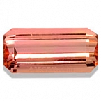 Imperial topaz - 1.38 Carats