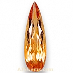 Imperial topaz - 5.58 carats