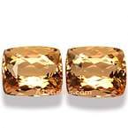 Imperial topaz - 3.93 carats