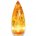 Imperial topaz - 9.08 carats