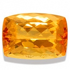 Imperial topaz - 7.96 carats
