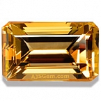 Imperial Topaz - 4.93 carats