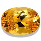 Imperial Topaz - 3.79 carats