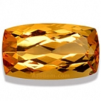 Imperial topaz - 7.27 carats