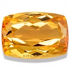 Imperial topaz - 5.05 carats