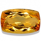 Imperial topaz - 5.08 carats