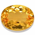 Imperial topaz - 2.46 carats