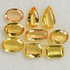 Imperial topaz - 9.21 carats