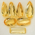 Imperial topaz - 10.16 carats