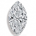Marquise Cut Diamond - 0.36 carat
