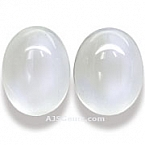 Moonstone Matched Pair - 5.28 carats