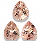 Morganite Suite - 15.17 carats