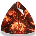 Honey/Red Zircon - 2.49 carats