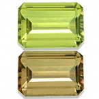 Color Change Diaspore - 5.71 carats