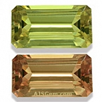 Color Change Diaspore - 7.58 carats