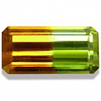 Bi-Color Sphene - 5.05 carats