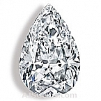 Pear Cut Diamond - 0.60 carat