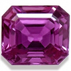 Pink Sapphire - 1.52 carats