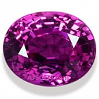 Pink Sapphire - 1.64 carats
