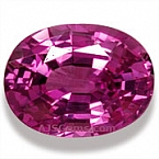 Pink Sapphire - 4.18 carats