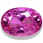 Pink Sapphire - 1.66 carats