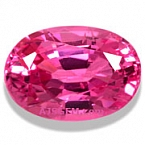 Pink Sapphire - 1.62 carats
