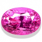 Pink Sapphire - 2.06 carats