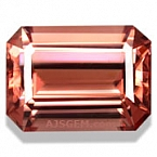 Honey/Red Zircon - 5.82 carats