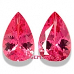 Mahenge Spinel Matched Pair - 2.70 carats