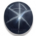 Blue Star Spinel - 4.27 carats