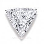 Trillion Cut Diamond - 0.57 carat