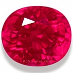 Unheated Ruby - 2.03 carats