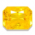Yellow Sapphire - 2.61 carats