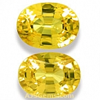 Yellow Sapphire - 5.30 carats